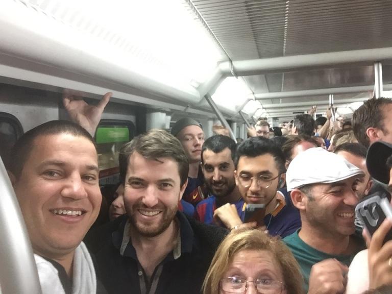 Barca Train